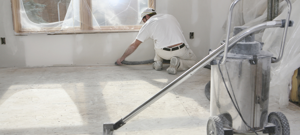 construction cleaning services in Dallas
